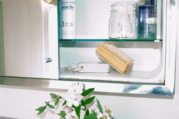 The Spring Clean medicine cabinet