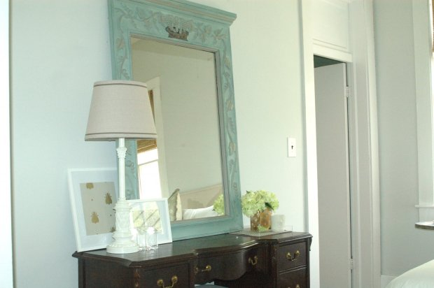 mirror makeover: Voila!