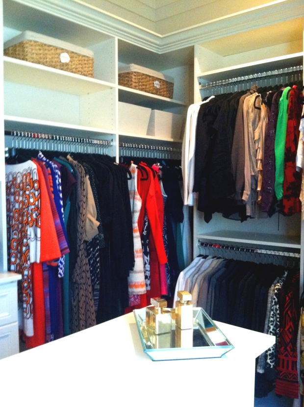 ORGANIZING - Closet